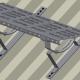 Lobas feieplatå stålplater