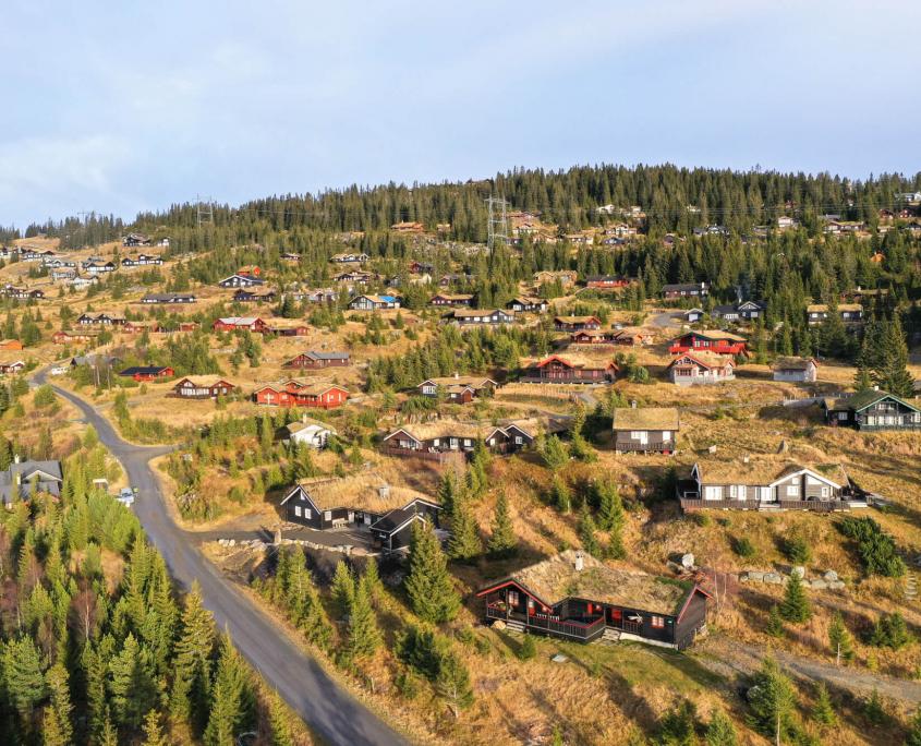 Hafjell Panorama